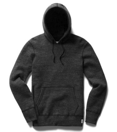 REIGNING CHAMP Hoodies Pullovers Street Style Long Sleeves Plain Cotton Handmade 2