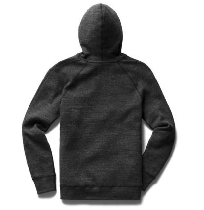 REIGNING CHAMP Hoodies Pullovers Street Style Long Sleeves Plain Cotton Handmade 3