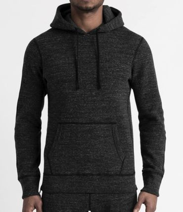 REIGNING CHAMP Hoodies Pullovers Street Style Long Sleeves Plain Cotton Handmade 4