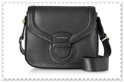 Leather Elegant Style Crossbody Shoulder Bags