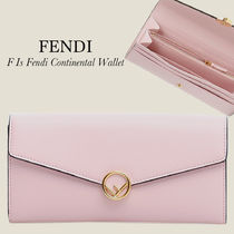 FENDI FENDI Long Wallets