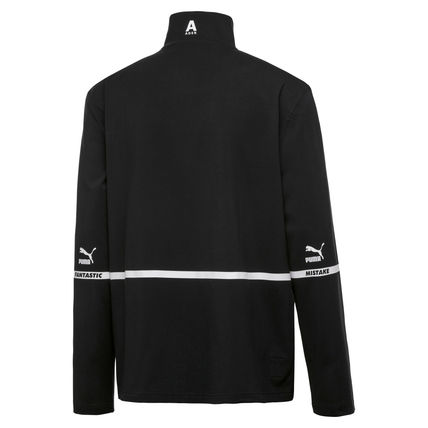 ADERERROR Long Sleeve Pullovers Unisex Street Style Collaboration Long Sleeves 9