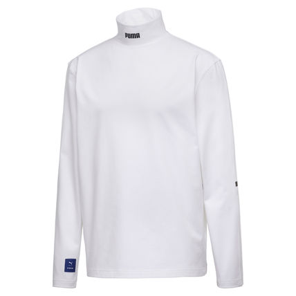 ADERERROR Long Sleeve Pullovers Unisex Street Style Collaboration Long Sleeves 17
