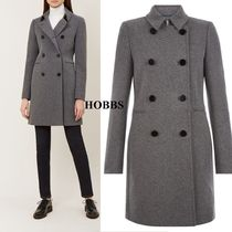 Hobbs London Wool Peacoats