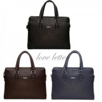 Faux Fur A4 Python Business & Briefcases
