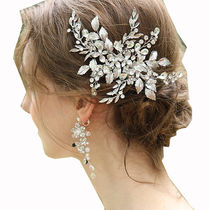 Flower Patterns Wedding Jewelry
