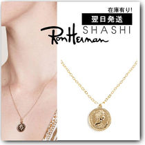 Ron Herman Casual Style Coin 18K Gold Necklaces & Pendants