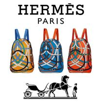 HERMES Backpacks