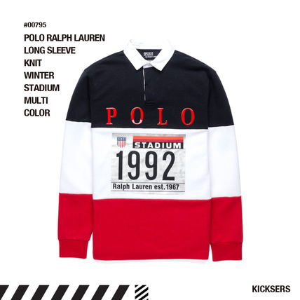 POLO RALPH LAUREN Knits & Sweaters Street Style Knits & Sweaters