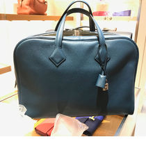 HERMES Victoria Leather Business & Briefcases