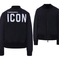 D SQUARED2 Street Style MA-1 Bomber Jackets