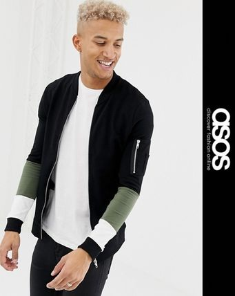 ASOS Sweatshirts Street Style Long Sleeves Sweatshirts