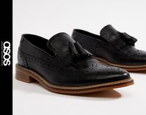 ASOS Loafers Tassel Leather Loafers & Slip-ons