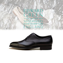 Edward Green Wing Tip Loafers Plain Leather Loafers & Slip-ons