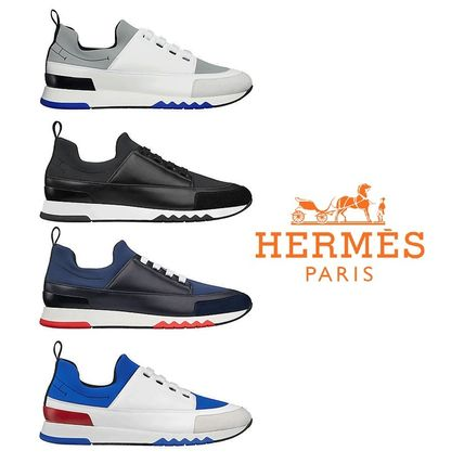 bas prix toujours populaire toujours populaire HERMES 2019 SS Sneakers (H182361ZHI2410, H182361ZH02425, H182361ZH95420,  H182361ZH24415)