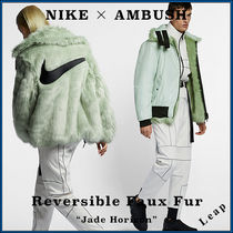 Nike Street Style Collaboration Coats