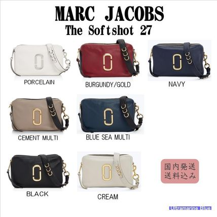 29ed7275b231 MARC JACOBS 2018-19AW 2WAY Plain Leather Shoulder Bags (M0014592) by ...
