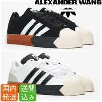 Alexander Wang Street Style Collaboration Bi-color Sneakers