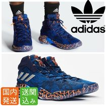 adidas Street Style Other Animal Patterns Sneakers