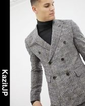 ASOS Other Check Patterns Wool Blazers Jackets