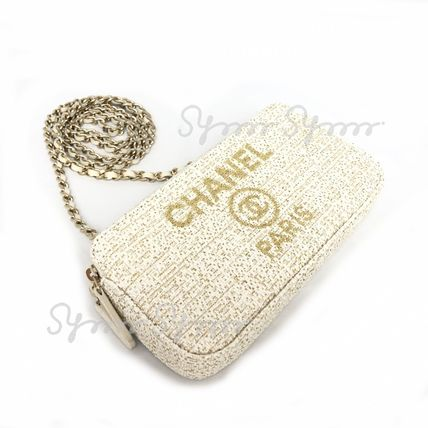 CHANEL Clutches 2WAY Clutches 2