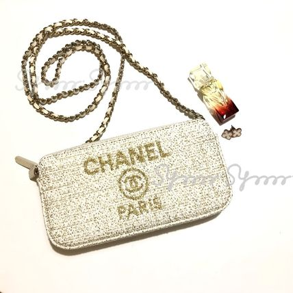 CHANEL Clutches 2WAY Clutches 8
