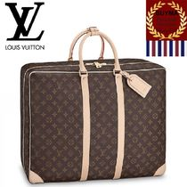 Louis Vuitton MONOGRAM Unisex 1-3 Days Soft Type Luggage & Travel Bags
