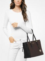 Michael Kors VOYAGER Leather Totes