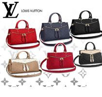Louis Vuitton MONOGRAM EMPREINTE Monogram Leather Handbags