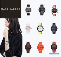 MARC JACOBS Casual Style Unisex Round Digital Watches