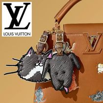 Louis Vuitton EPI Monogram Blended Fabrics Other Animal Patterns Leather