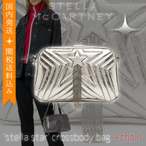 Stella McCartney Star Casual Style 2WAY Chain Shoulder Bags
