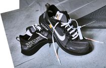 Nike AIR ZOOM Unisex Street Style Collaboration Plain Sneakers