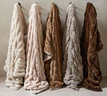 Pottery Barn Plain Special Edition Throws