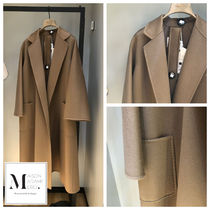 MaxMara Cashmere Plain Long Coats