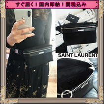 Saint Laurent Unisex 2WAY Hip Packs