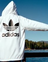 adidas Collaboration Long Varsity Jackets
