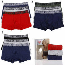 Guess Plain Cotton Trunks & Boxers