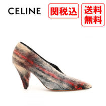 CELINE Casual Style Street Style Pumps & Mules