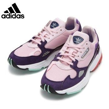 quality design pick up top fashion adidas FALCON 2019 SS Casual Style Unisex Low-Top Sneakers (BD7825)