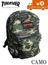THRASHER Unisex Special Edition Backpacks