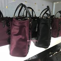 kate spade new york Nylon 2WAY With Jewels Totes