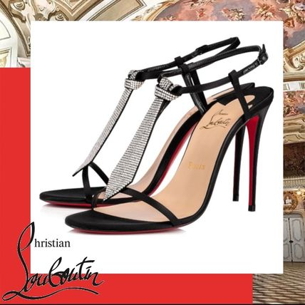 74183a76a94 ... Christian Louboutin More Shoes Open Toe Pin Heels Elegant Style Shoes  ...