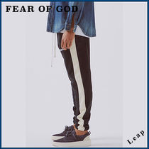 FEAR OF GOD ESSENTIALS Street Style Pants