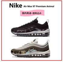 Nike AIR MAX 97 Leopard Patterns Other Animal Patterns Low-Top Sneakers