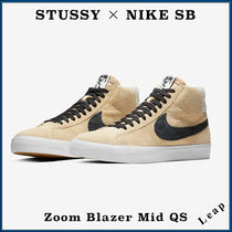 Nike BLAZER Street Style Collaboration Sneakers