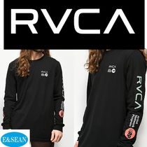 RVCA Long Sleeves Long Sleeve T-Shirts
