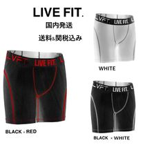 Live Fit Street Style Plain Briefs