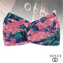GUCCI Blended Fabrics Headbands