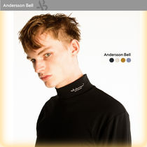 ANDERSSON BELL Nylon Street Style Long Sleeves Long Sleeve T-Shirts